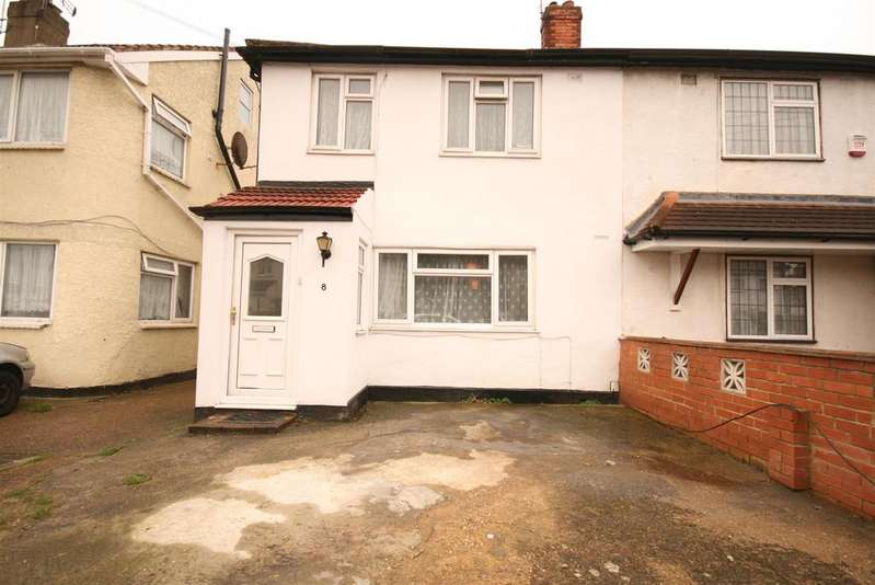 3 Bedrooms Semi Detached House for sale in Raleigh Avenue, Hayes