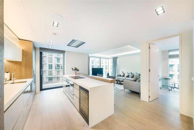 3 Bedrooms Flat for sale in Pearson Square, Fitzrovia, London, W1T