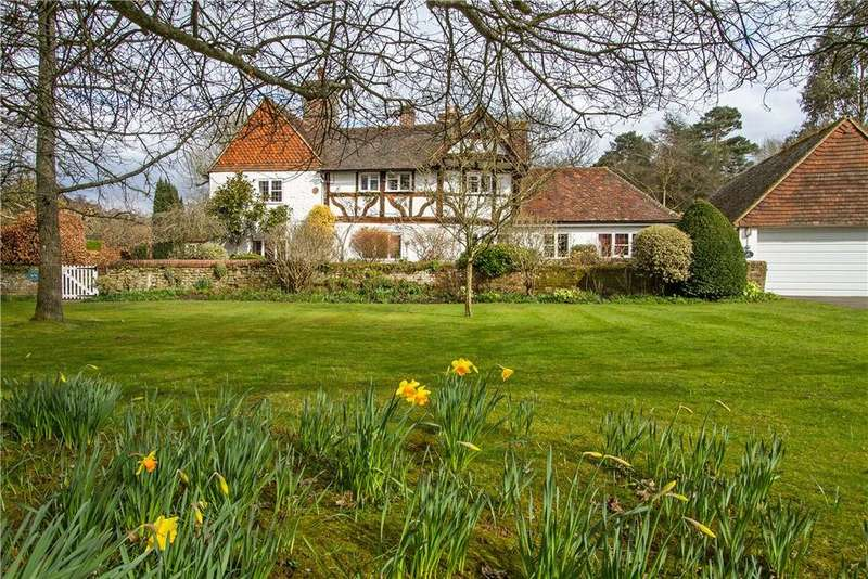 3 Bedrooms House for sale in The Green, Shamley Green, Guildford, Surrey, GU5