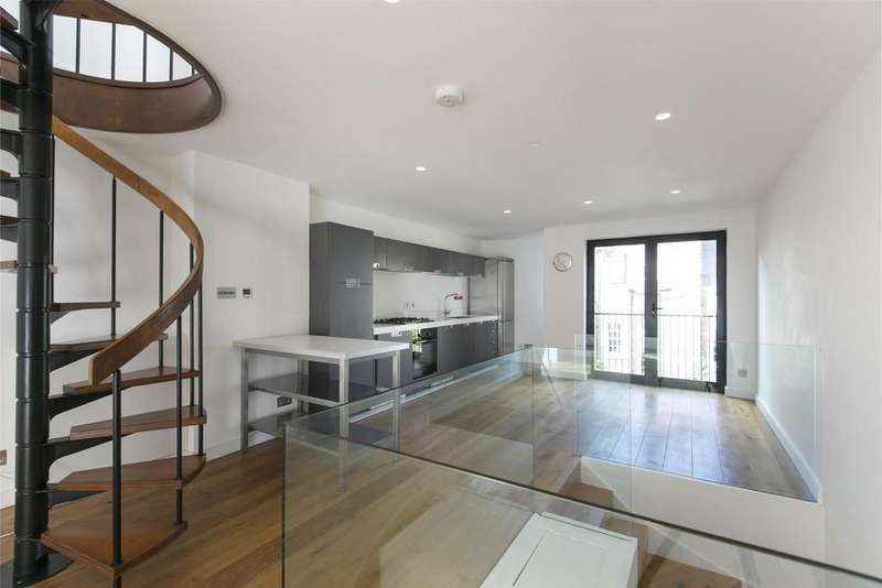 3 Bedrooms Mews House for sale in Camden, London