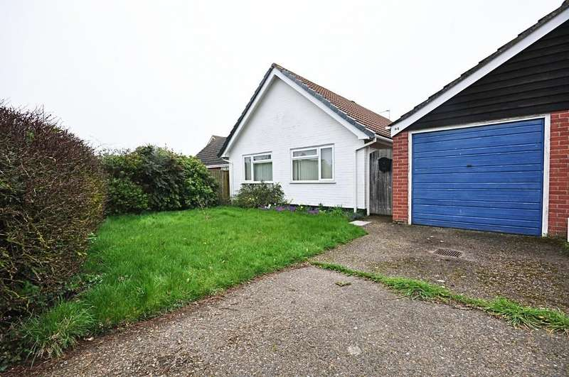 2 Bedrooms Detached Bungalow for sale in Louies Lane, Roydon, Diss