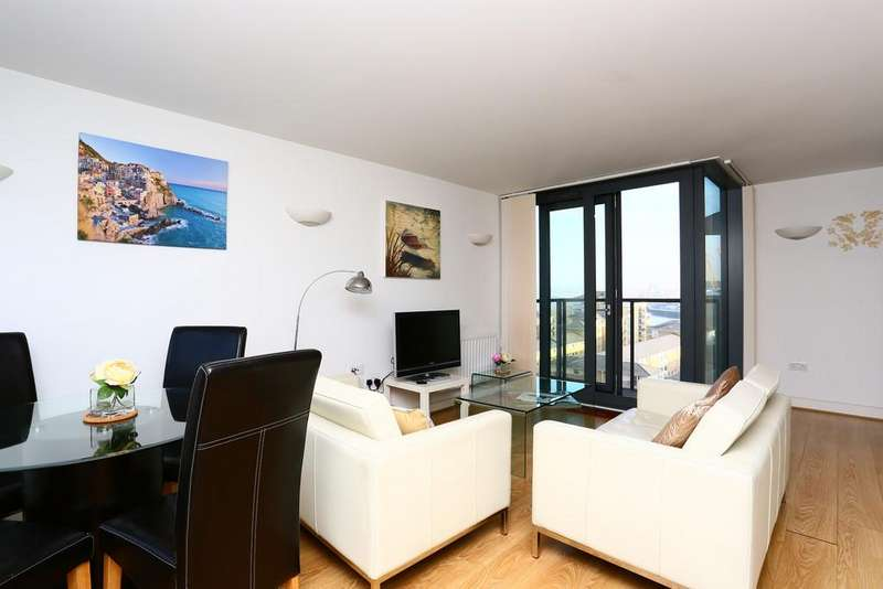 2 Bedrooms Apartment Flat for sale in Blackwall Way Isle of Dogs E14