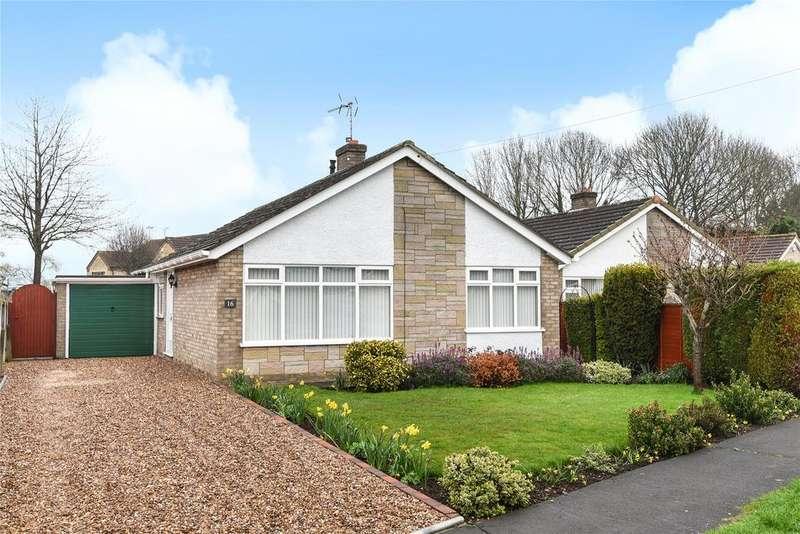 3 Bedrooms Detached Bungalow for sale in Caroline Road, Metheringham, LN4