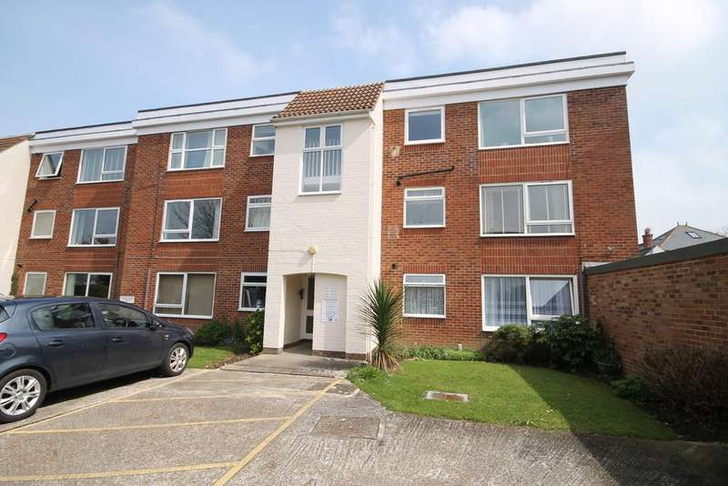 2 Bedrooms Flat for sale in Westdown Court, Downview Road, Worthing, West Sussex BN11 4QY