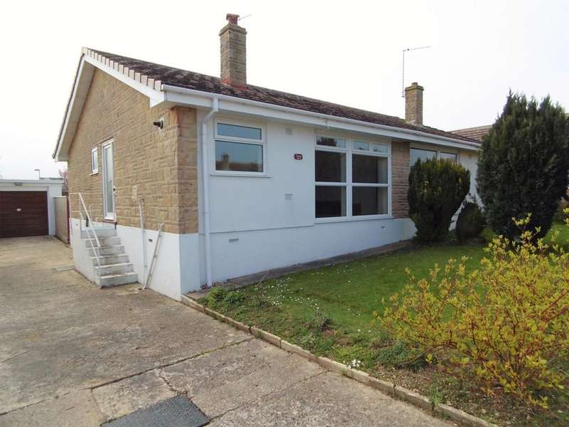 2 Bedrooms Semi Detached Bungalow for sale in Scalwell Mead, Seaton