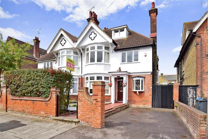 5 Bedrooms Semi Detached House for sale in Cornwall Gardens, , Cliftonville, Margate, Kent