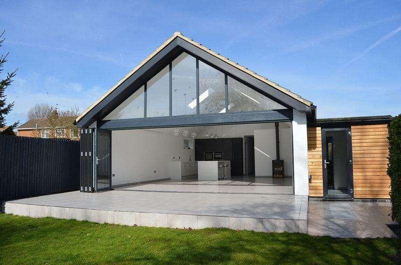 4 Bedrooms Detached Bungalow for sale in Halstead Road, Mountsorrel