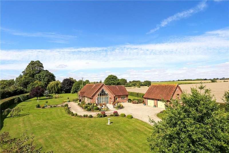 5 Bedrooms Detached House for sale in Cattle Lane, Abbotts Ann, Andover, Hampshire, SP11