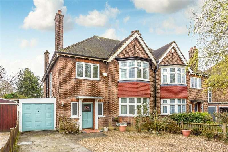 4 Bedrooms Semi Detached House for sale in Dulwich Common, London, SE21