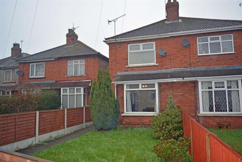 2 Bedrooms Semi Detached House for sale in Queensway, Scunthorpe