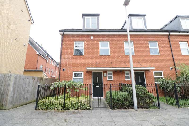 3 Bedrooms End Of Terrace House for sale in Havergate Way, Reading