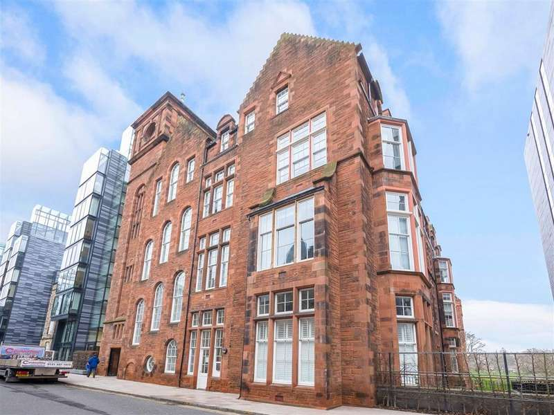 2 Bedrooms Flat for sale in 13/19 Simpson Loan, Quartermile, Edinburgh