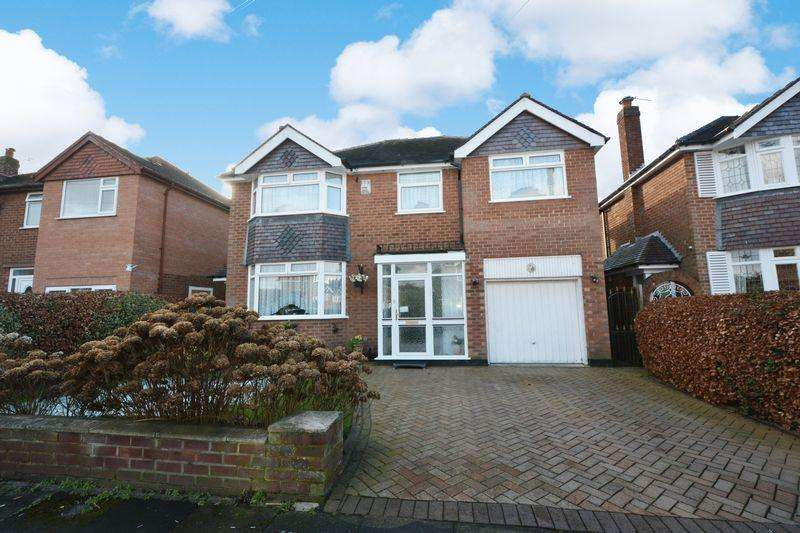 4 Bedrooms Detached House for sale in Drayton Drive, Heald Green, Cheadle