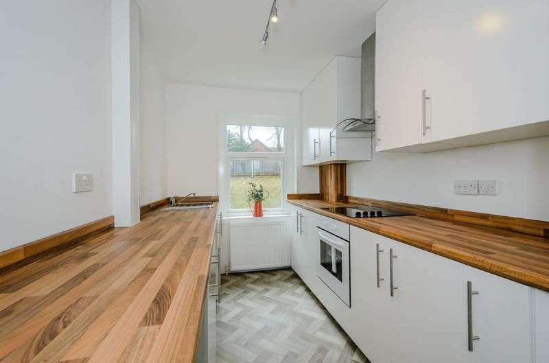 1 Bedroom Property for sale in Hospital Street, Coatbridge