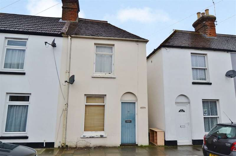 2 Bedrooms Terraced House for sale in Hollow Lane, Canterbury