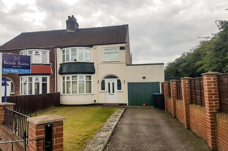 3 Bedrooms Semi Detached House for sale in Saltwells Crescent, Middlesbrough, TS4