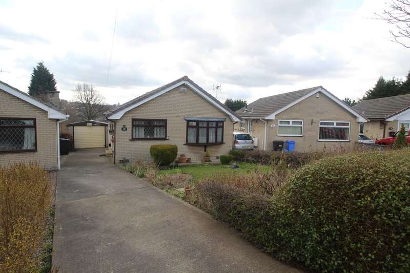 2 Bedrooms Detached Bungalow for sale in Tunwell Greave, Sheffield, S5