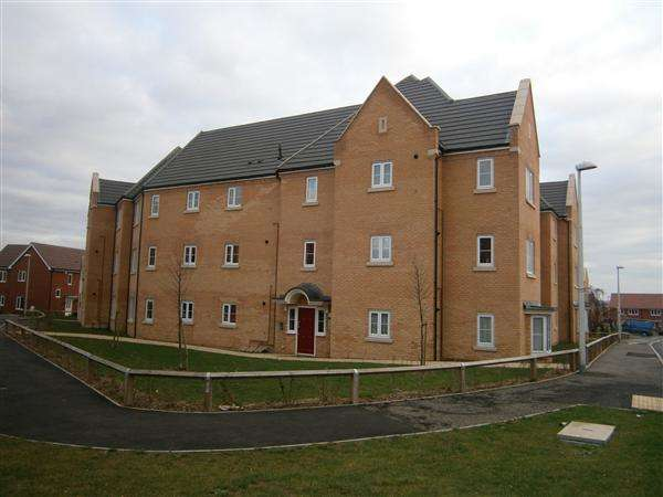 1 Bedroom Apartment Flat for sale in TENOR DRIVE, Hoo St Werburgh