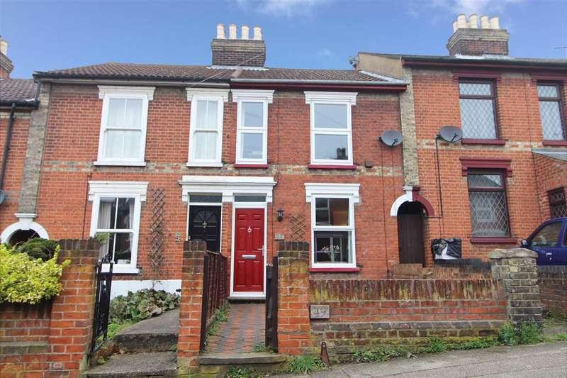 2 Bedrooms Terraced House for sale in Belle Vue Road, Ipswich
