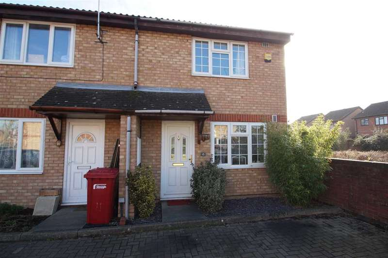 2 Bedrooms End Of Terrace House for sale in Bader Gardens, Windsor Meadows, Cippenham