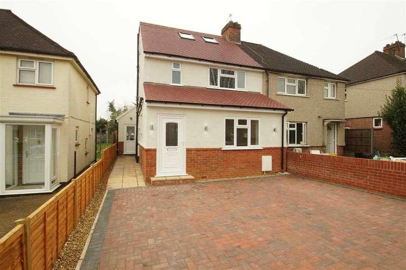 4 Bedrooms Semi Detached House for sale in Kentons Lane, Dedworth, Windsor