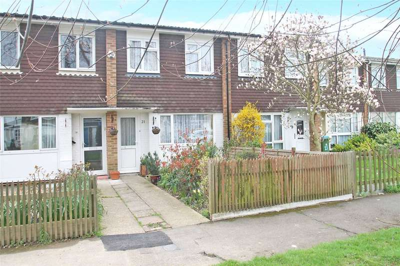 2 Bedrooms Terraced House for sale in Willow Brook, Littlehampton, West Sussex, BN17