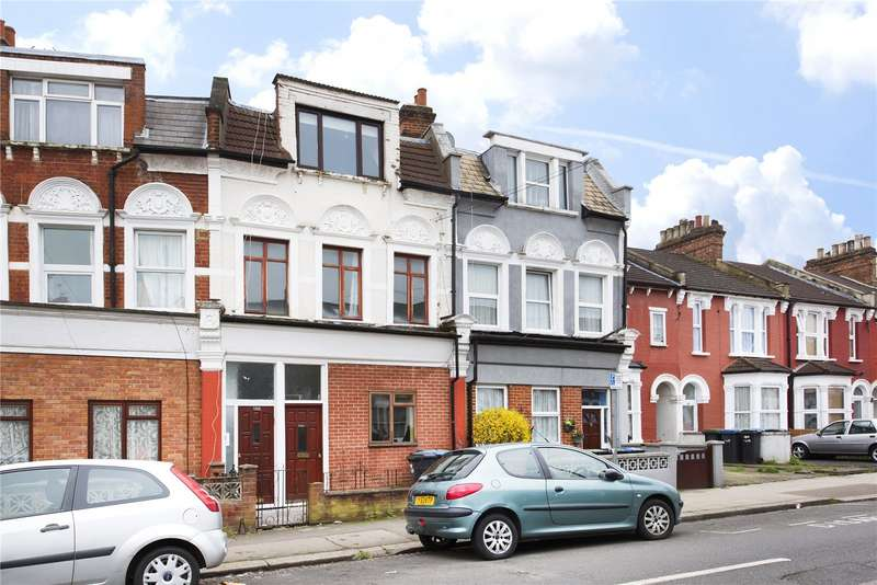 2 Bedrooms Maisonette Flat for sale in Whittington Road, Bowes Park, N22
