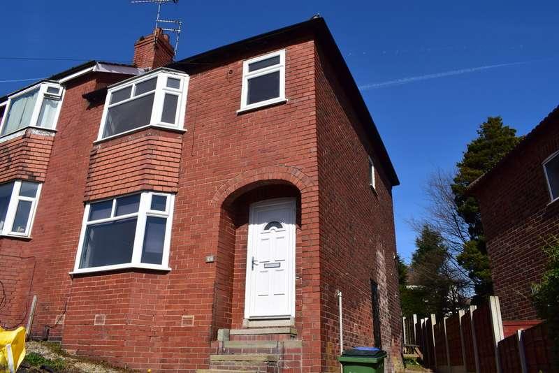 3 Bedrooms Semi Detached House for sale in Sandringham Road, Bredbury, SK6 2EN