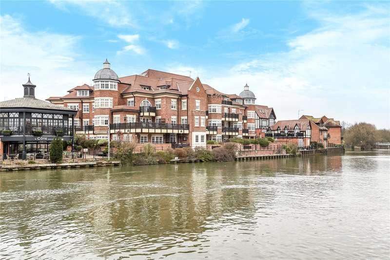 3 Bedrooms Flat for sale in Eton Riverside, 39-55 King Stable Street, Eton, Windsor, SL4