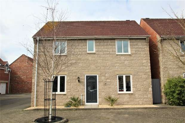 3 Bedrooms Detached House for sale in Rosemary Crescent, Portishead, Bristol