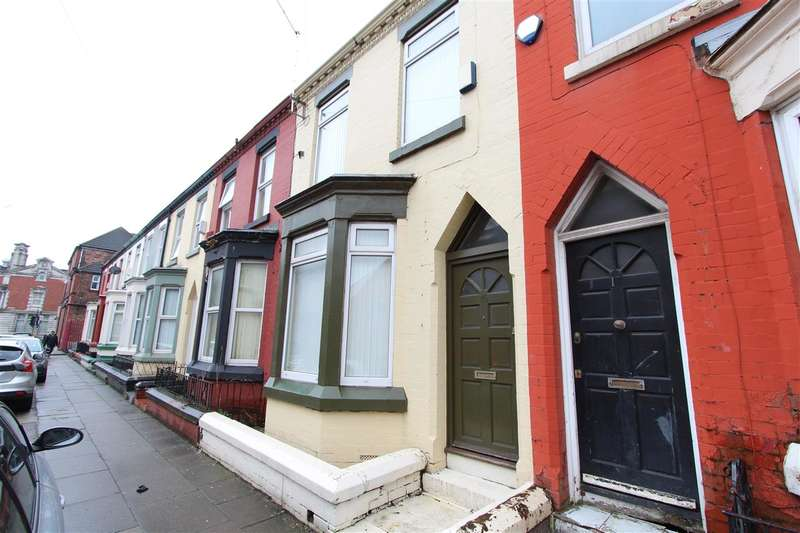 4 Bedrooms Terraced House for sale in Romer Road, Kensington, Liverpool