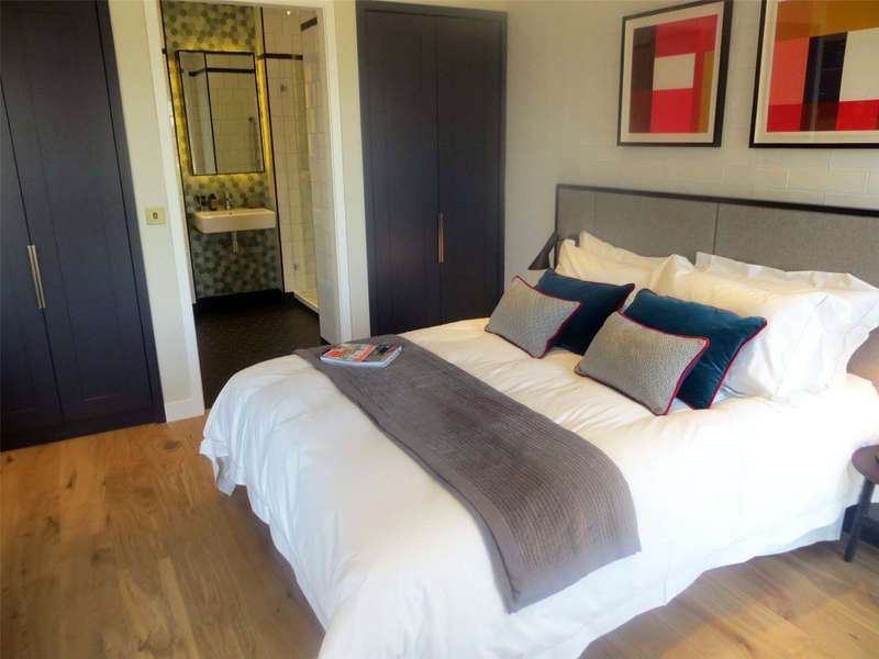 3 Bedrooms House for sale in Montague Building, City Island, London, E14