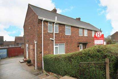 3 Bedrooms Semi Detached House for sale in Larch Road, Maltby, Rotherham, South Yorkshire