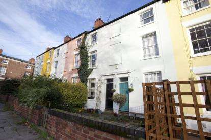 3 Bedrooms Terraced House for sale in Promenade, Nottingham, Nottinghamshire