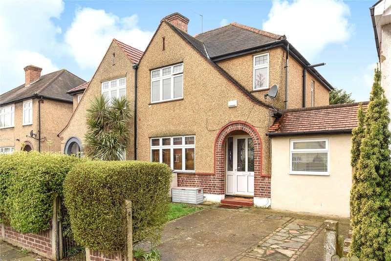 4 Bedrooms Semi Detached House for sale in Windsor Avenue, Hillingdon, Middlesex, UB10