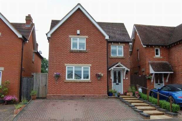 4 Bedrooms Detached House for sale in Newlands, Naseby, Northampton NN6 6DE