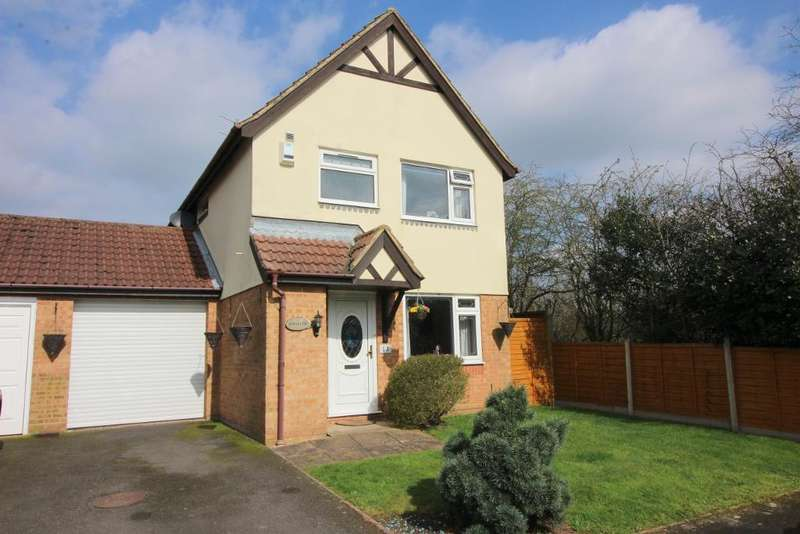 3 Bedrooms Detached House for sale in Farmbrook, Luton, Bedfordshire, LU2 7SQ