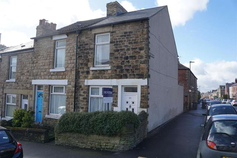 2 Bedrooms Terraced House for sale in Marston Road, Crookes, Sheffield, S10 1HG