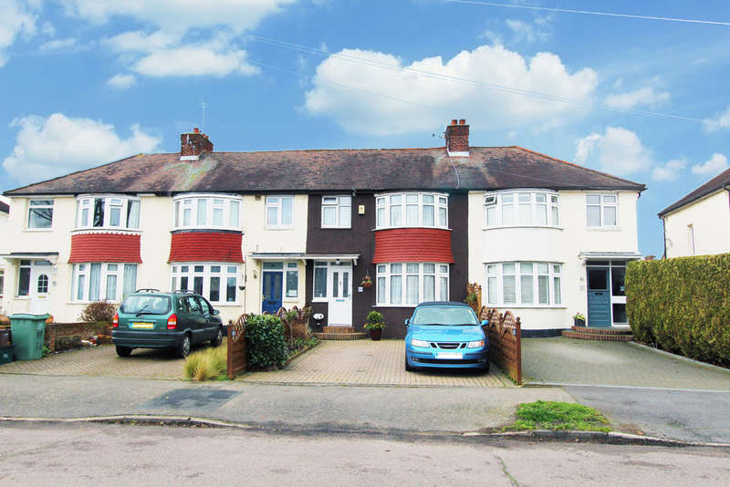 3 Bedrooms Terraced House for sale in Egham Crescent, Sutton