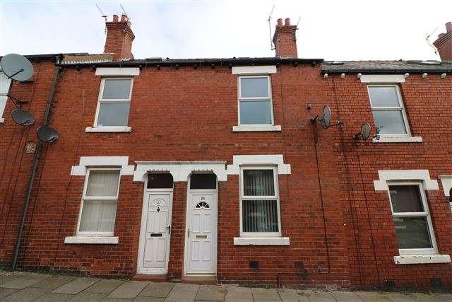 2 Bedrooms Terraced House for sale in Bassenthwaite Street, Carlisle, Cumbria, CA2 5PX