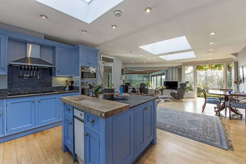 7 Bedrooms Detached House for sale in Sudbury Hill, Harrow on the Hill, HA1