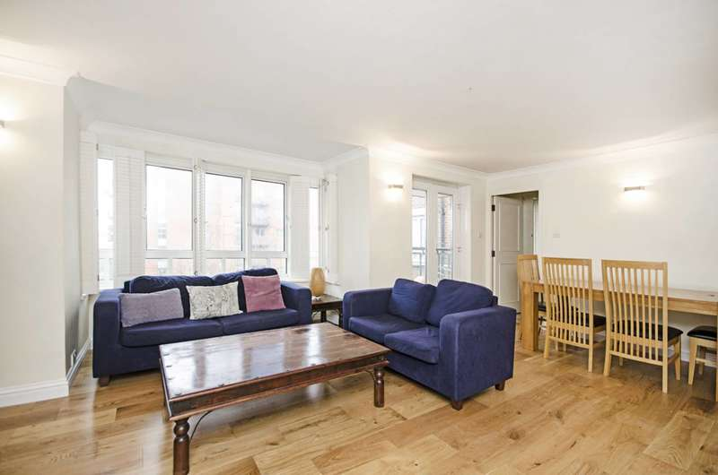 4 Bedrooms Flat for sale in Admiral Walk, Maida Vale, W9