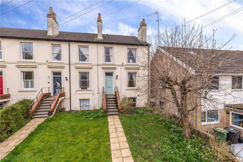 4 Bedrooms End Of Terrace House for sale in Prospect Road, St. Albans, Hertfordshire