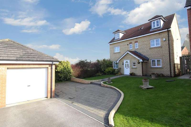 5 Bedrooms Detached House for sale in Cheviot View, Windy Nook, Gateshead