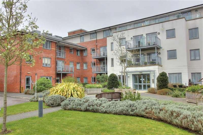 1 Bedroom Retirement Property for sale in Catherine Court, Sopwith Road, Eastleigh, Hampshire