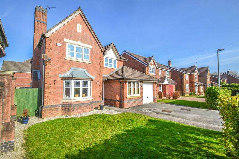 5 Bedrooms Detached House for sale in High Meadow, Walton Park, Preston