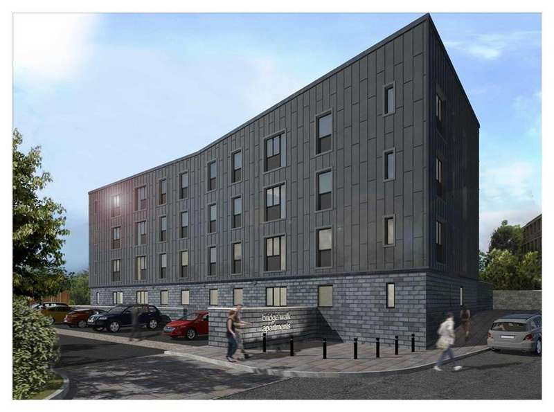 2 Bedrooms Apartment Flat for sale in Bridgewalk Apartments, Burnley, Lancashire
