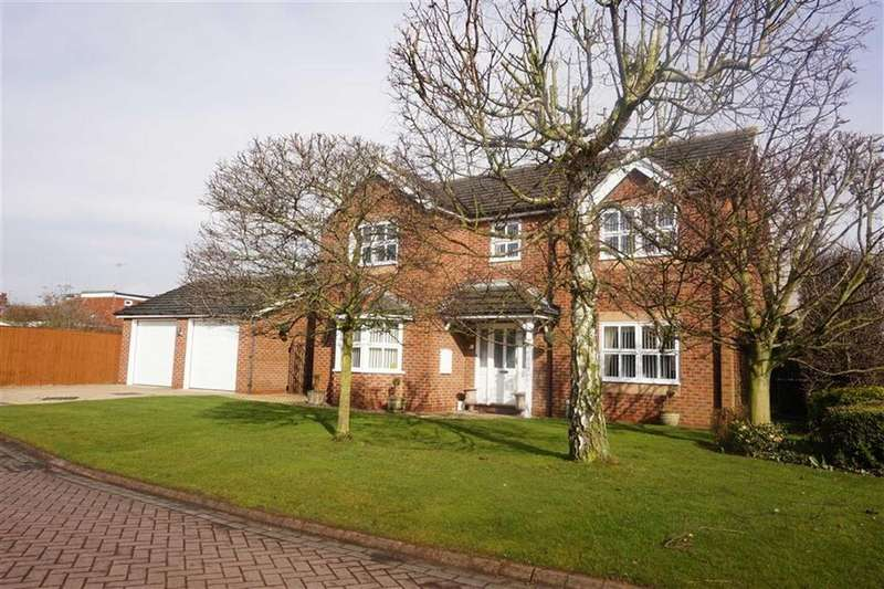 4 Bedrooms Detached House for sale in The Briars, Hessle, Hessle, HU13