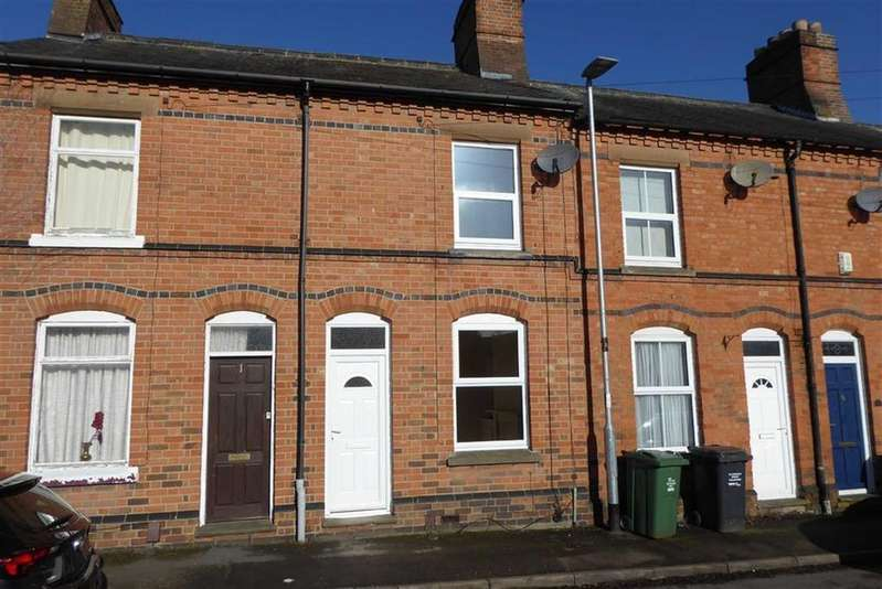 2 Bedrooms Terraced House for sale in Foundry Lane, Syston