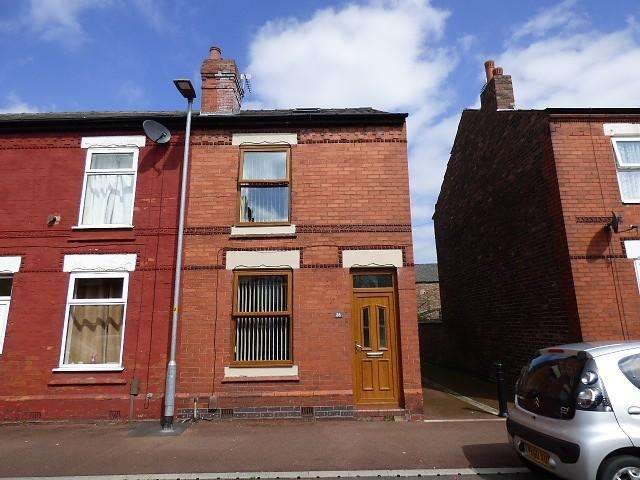 2 Bedrooms Detached House for sale in Oxford Street, Warrington